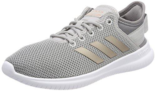 sports shoes ffb43 b6eca Adidas Cloudfoam QT Flex, Baskets Femme Amazon.fr Chaussures