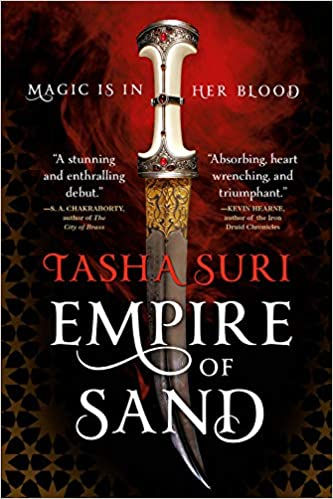 Image result for empire of sand book cover