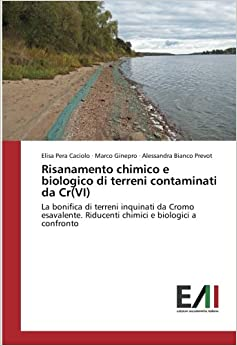Book Risanamento chimico e biologico di terreni contaminati da Cr(VI): La bonifica di terreni inquinati da Cromo esavalente. Riducenti chimici e biologici a confronto