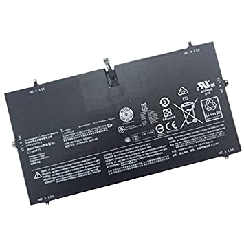 L13M4P71 batería del Ordenador portátil para Lenovo Yoga 3 Pro 1370 L14S4P7(7.6V 44wh 5900mAh): Amazon.es: Electrónica