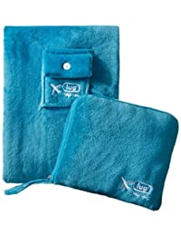 Lug Nap Sac Blanket and Pillow Teal, Ocean Blue, One Size