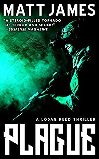 Plague by Matt James ebook deal