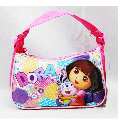 - Dora the Explorer w/ Boots - Handbag 35840