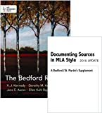 Bedford Reader 12e and Documenting Sources in MLA Style 12th Edition