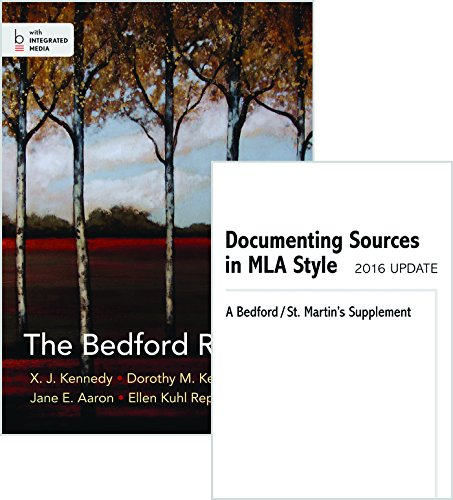The Brief Bedford Reader Pdf