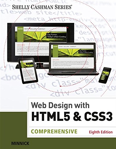 Web Design with HTML & CSS3: Comprehensive (Shelly Cashman Series) by Course Technology