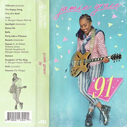 '91 Album Cover