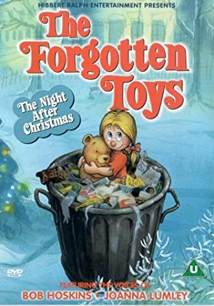 The Forgotten Toys: The Night After Christmas DVD: Amazon.co.uk ...