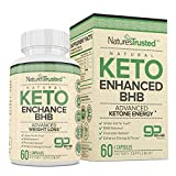 Keto Pills to Boost Energy & Focus, Keto Diet Pills to Utilize Fat for Energy with Ketosis, Manage Cravings Super Fast, Supports Metabolism - Pure Keto BHB Supplement for Women and Men - 30 Day Supply