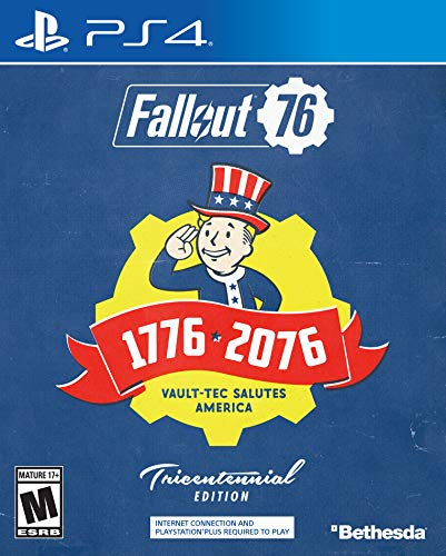Fallout 76 Tricentennial Edition - PlayStation 4 (Kingdom Hearts Games In Order Of Release)