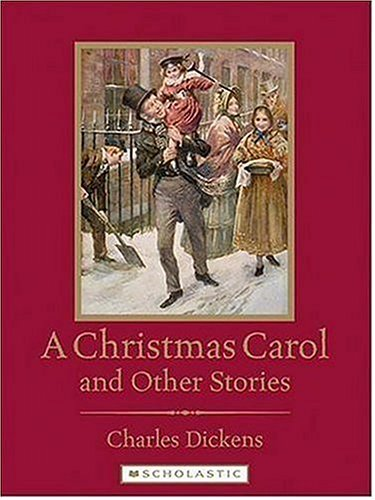 Read Online A Christmas Carol And Other Stories (Scholastic Classics) PDF