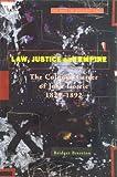 Law, Justice, and Empire, Bridget Brereton, 9766400350