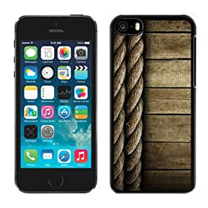 Popular And Unique Designed Case For iPhone 5C With Spiraled Rope Phone Case Cover