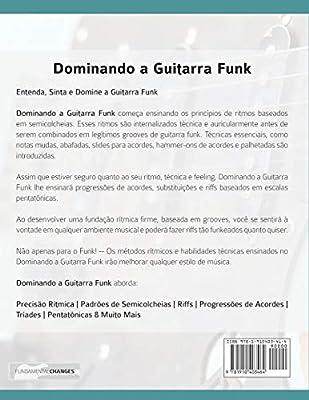 Dominando a Guitarra Funk: Edição em Português Guitarra de funk ...