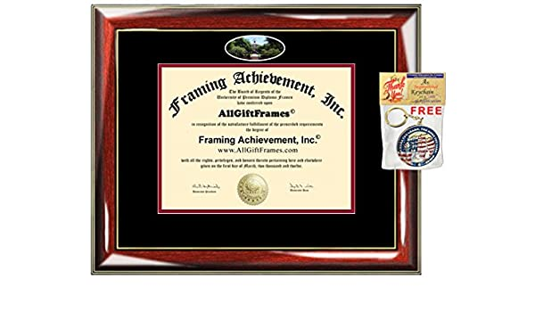 Amazon.com : Rutgers University New Brunswick Diploma Frame Rutgers ...