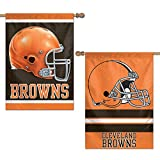 Cleveland Browns Official NFL 28''x40'' Banner Flag by Wincraft
