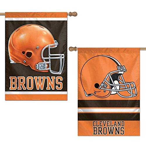 Cleveland Browns Official NFL 28''x40'' Banner Flag by Wincraft by WinCraft