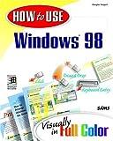 How to Use Windows 98, Douglas Hergert, 1562765728