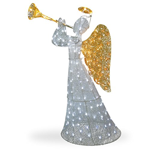 Christmas Angel Lights For Outdoors