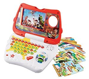 Amazon.com VTech Toy Story 3 - Buzz And Friends Learning Laptop Toys U0026 Games