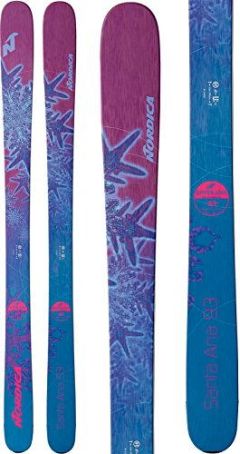 2018 Nordica Santa Ana 93 Women's Skis