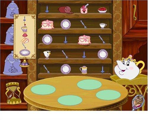 Disney's Beauty & The Beast Activity Center - PC/Mac - Buy Online in UAE.  by disney