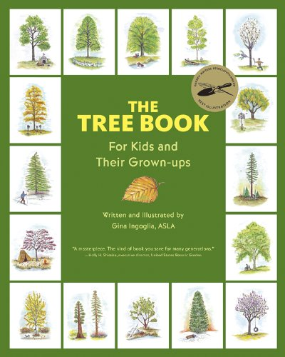 (The Tree Book for Kids and Their Grown-Ups )
