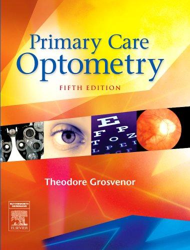 Primary Care Optometry (Grosvenor, Primary Care Optometry)