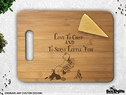 RUN SEBASTIAN Cutting Board