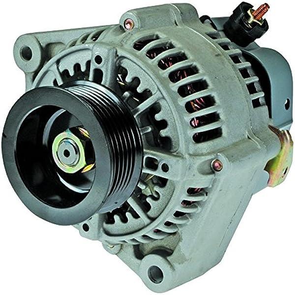 AUTOMUTO New Alternator For Honda 2.2L L4 1995 1996 1997 Odyssey Isuzu Oasis 31100-P0AA01