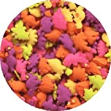 Dinosaurs Cake Decorations - Assorted Colors DINOSAURS EDIBLE Candy Confetti Sprinkles for Cakes, Cupcakes & Cookies