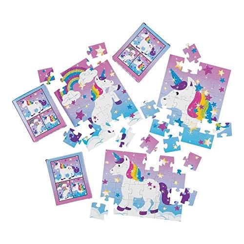 (Small Unicorn Puzzles - 12 Boxed Sets)
