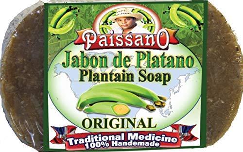 (Paissano Jabón de Plátano 12 Soap Bars $14.99 (Limited time) 12 jabones.)