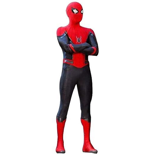KLEIDEE Cosplay Ropa Traje Infantil De Spiderman Traje De Anime ...