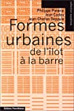 img - for Formes urbaines de l' lot   la barre (French Edition) book / textbook / text book