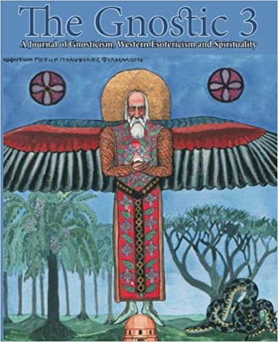 Book The Gnostic 3: Featuring Jung and the Red Book