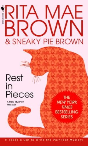 book cover of Rest In Pieces