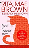 Front cover for the book Rest in Pieces by Rita Mae Brown