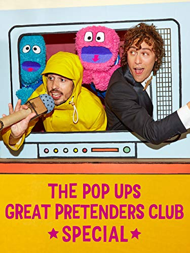 The Pop Ups: Great Pretenders Club