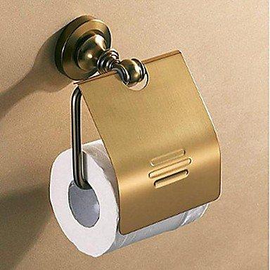 TY Neoclassical Painting Aluminum 5pcs Bathroom Accessory Set