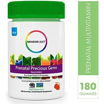 Amazon Com Rainbow Light Prenatal Vitamins Precious Gems