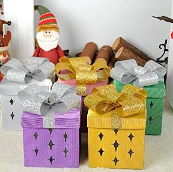 kingzhuo high quailty hand made christmas gift boxes decoration smackyglam star candy apple box you