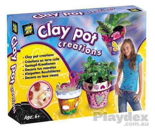 (Clay Pot Creations)