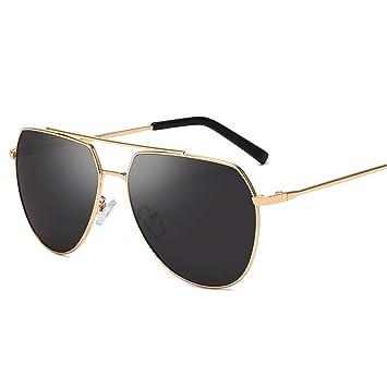 PFMY.DG Gafas de Sol Hombre Polarizadas Aviador Hombres ...
