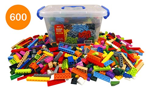 bucket building bricks