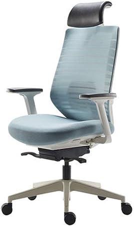 MMAXZ Chaises, Chaise de Bureau Ergonomique à Haut Dossier
