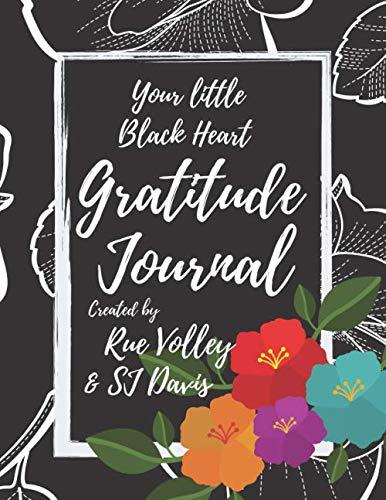 Your little Black Heart Gratitude Journal ()