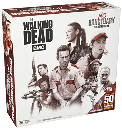 Cryptozoic Entertainment Walking Dead No Sanctuary Base Game