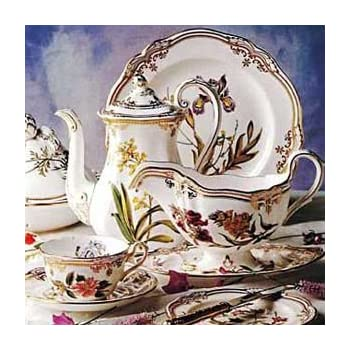 Spode Stafford Flowers 5 Piece Place Setting  sc 1 st  Amazon.com & Amazon.com | Spode Stafford Flowers 5 Piece Place Setting ...