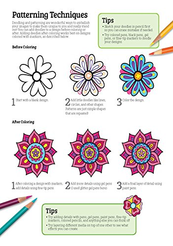 Hippie Animals Coloring Book Is Fun Design Originals 32 Groovy